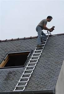 Echelle De Toit : echelle pour tous toits ~ Edinachiropracticcenter.com Idées de Décoration
