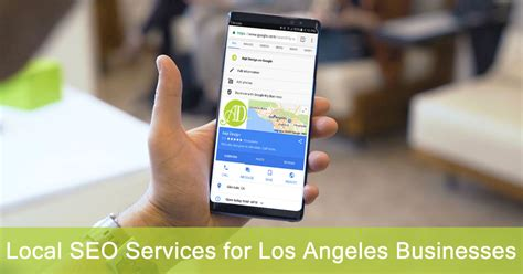 Local Seo Services - local seo services for los angeles businesses