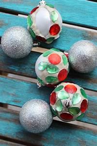 Jewelry, Clay, Jewel, Christmas, Tree, Ornaments, Diy