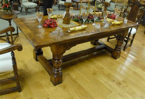 English Abbey Oak Rustic Refectory Table Antique Dealers Melbourne Australia Wood Dresser Value Highway Pickers Mall Flea Market Old Piano Brands Toowoomba Antiques And Collectables How Do U Know If Something Is German Furniture China Hutch Hardware