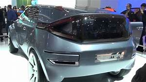 Hd Dacia Duster Concept Car At Motorshow Brussel 2010