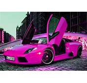 Hot Pink Dream Car  Pretty Girly