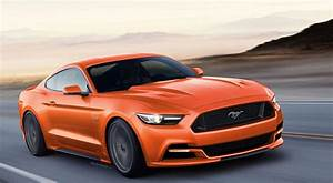 Ford Mustang 2015: The epitome of confidence and success