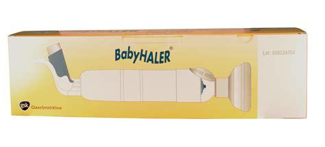 chambre inhalation bébé babyhaler chambre inhalation bébé enfant gsk illicopharma