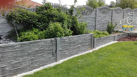 Beton Sichtschutz Preise Epic Sichtschutz Zaun