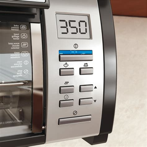 Counter Toaster Oven by Black Decker Tros1000d Space Maker Counter Toaster