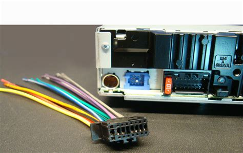 Pioneer Radio Plug Stereo Wire Harness Deh