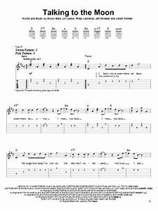 Talking To The Moon | Sheet Music Direct