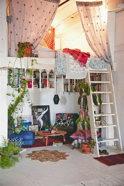 chambre hippie choisir la meilleure idée déco chambre adulte archzine fr