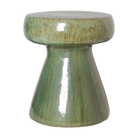 outdoor ceramic garden stool many colors