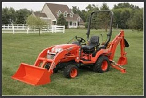 kubota bx  specifications attachments