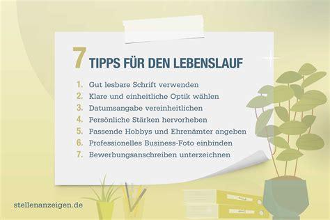 Lebenslauf Tipps by Lebenslauf Vorlagen 2019 220 Berzeugender Inhalt Ist Das A