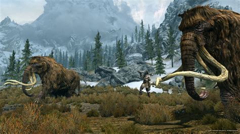 Giant Skyrim Elder Scrolls Wikia