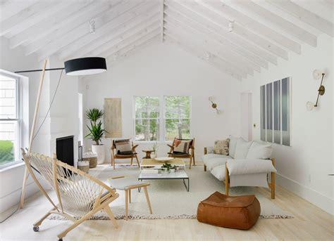 home design blogs a htons retreat gets a scandinavian style