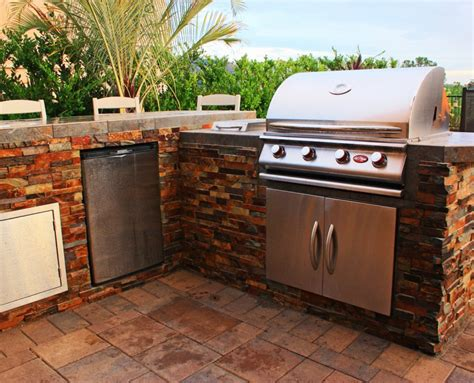 Prefabricated Outdoor Kitchen  Pacific Outdoor Living