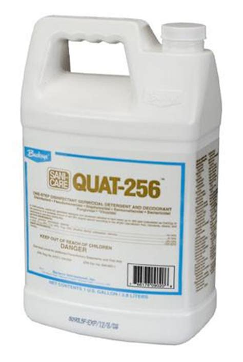 disinfectbuckeye quat  high concentrate disinfectant
