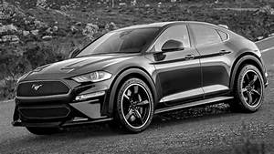 2020 - [Ford] Mach 1 (SUV Electrique)