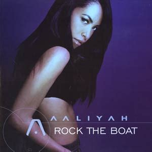 Aaliyah Rock The Boat Cd rock the boat aaliyah song