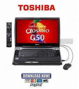 Toshiba Qosmio G50 Service Manual  U0026 Repair Guide