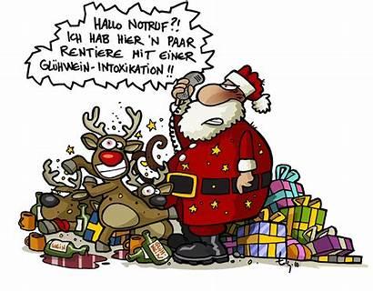 Weihnachten Weihnachtsmann Witzig Witzige Lustig Cartoon Cartoons