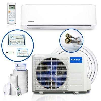 mrcool ductless mini splits heating venting cooling