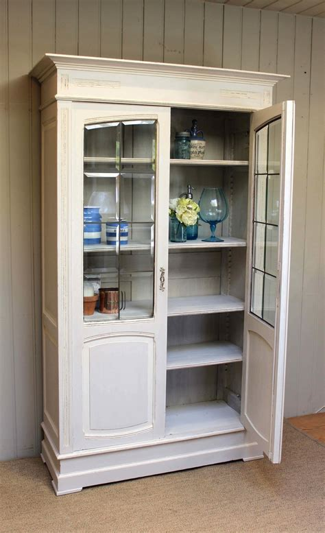 Painted Bookcase by Painted Cabinet Bookcase Antiques Atlas
