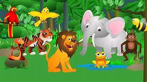 Jungle Animals Pictures   www.imgkid.com - The Image Kid ...