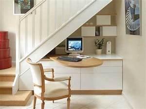 Bureau Sous Escalier : em busca de espa o livre f rum da constru o ~ Farleysfitness.com Idées de Décoration