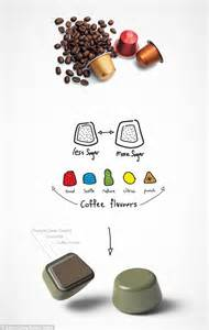 Inventor creates coffee capsules that dissolve in water   Daily Mail Online