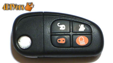 Jaguar S Type Battery Replacement by Diy Jaguar Key Fob Battery Replacement
