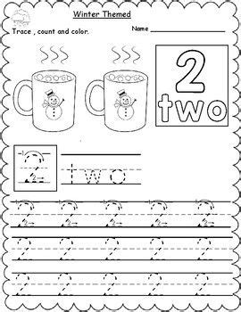 toddler worksheets   year olds numbers schematic