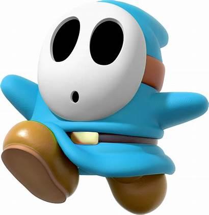Shy Guy Mario Birthday Bros Kart Nintendo