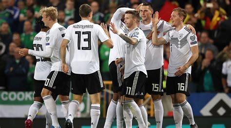 3284 dfb_team фотографии, добавленные недавно. 2:0! DFB-Team besteht bei starken Nordiren :: DFB ...