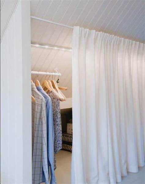rideaux pour placard de chambre 78 meilleures idées à propos de rideau dressing sur