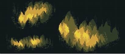Cave Background Pixel Deviantart 2d Pixeljoint Pixelart