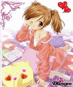 tired anime girl Picture #85902481   Blingee.com