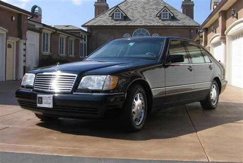 Enter your email address to receive alerts when we have new listings available for mercedes s600 for sale. 1995 MERCEDES-BENZ S600 4 DOOR SEDAN - 49766
