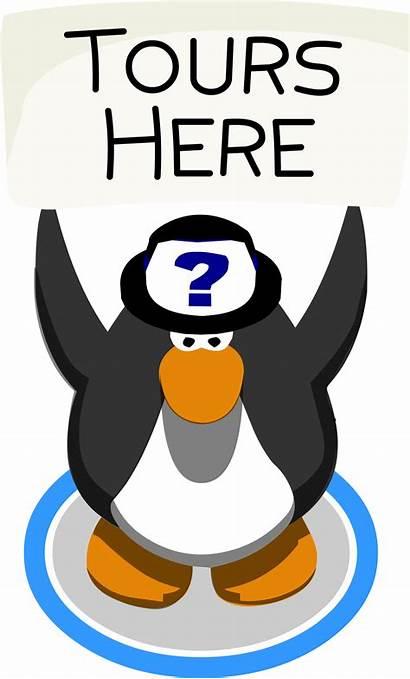 Penguin Tour Guide Rewritten Wikia Wiki Waving