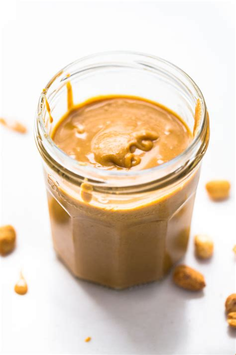 peanut butter recipes 5 minute homemade peanut butter recipe pinch of yum