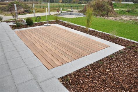 Terrasse Mit Holz by Gartenart Reichenberger Holz Terrassen Und Sichtschutz