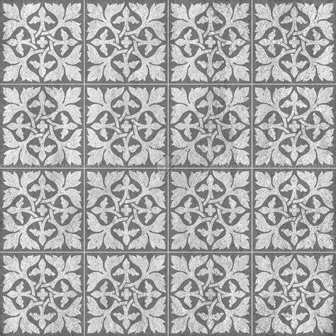 Victorian cement floor tile texture seamless 13762