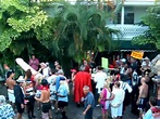 Southernmost Hotel Key West, Florida Half Way Party ...