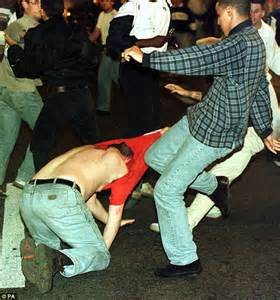 When England Were Shamed In Marseille  18 Years On Visiting Fans Must Prove Hooligans Are Long