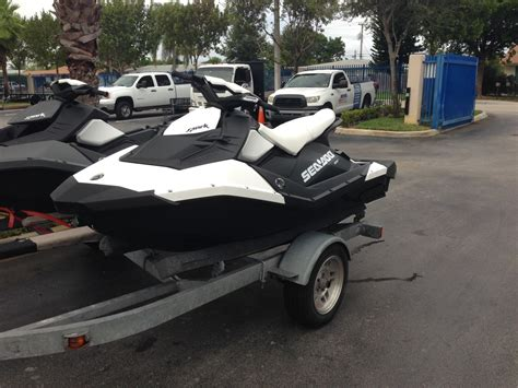 Sea Doo Boat Lift For Sale by Supertoys Gt Gt Stock 20008 Jet Ski Sea Doo Spark 2014