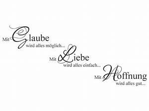 Tattoo Hoffnung Symbol : wandtattoo glaube liebe hoffnung ~ Frokenaadalensverden.com Haus und Dekorationen