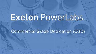 Grade Commercial Dedication Powerlabs Exelon