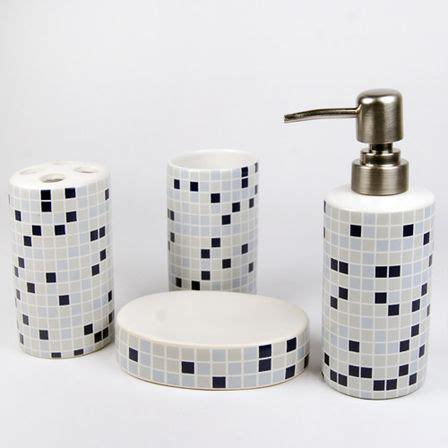 designer bathroom sets modern bathroom accessory sets want to more