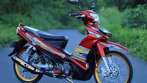 Modifikasi Yamaha Vega Zr Simpel 2o2o