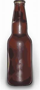 Beer Bottle 2 Clip Art at Clker.com - vector clip art ...