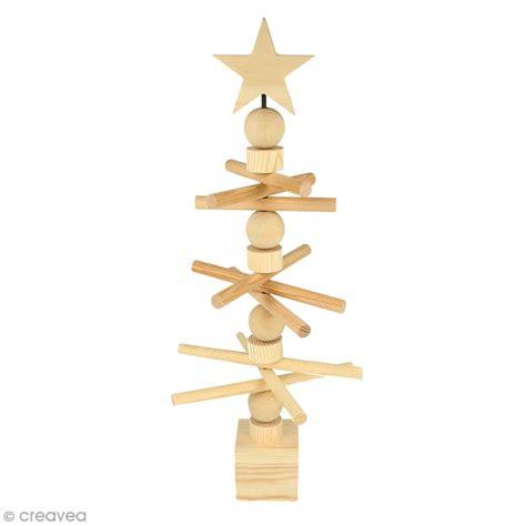 sapin de noel en bois sapin de no 235 l en bois design rotatif 15 x 36 cm